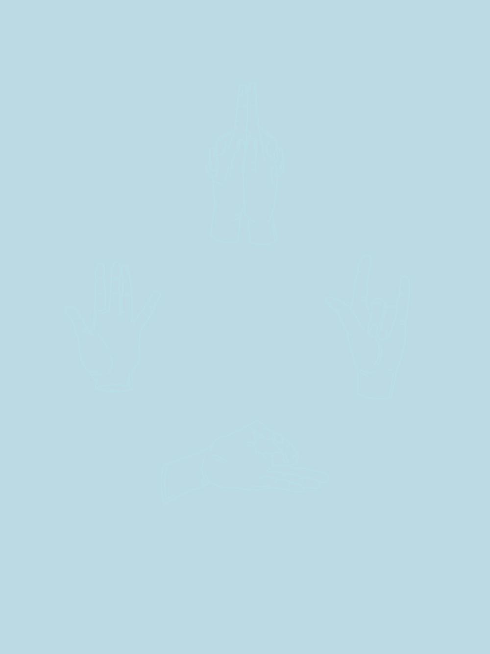 Guru Singh Illustration + Logo | Trout + Taylor www.troutandtaylor.com