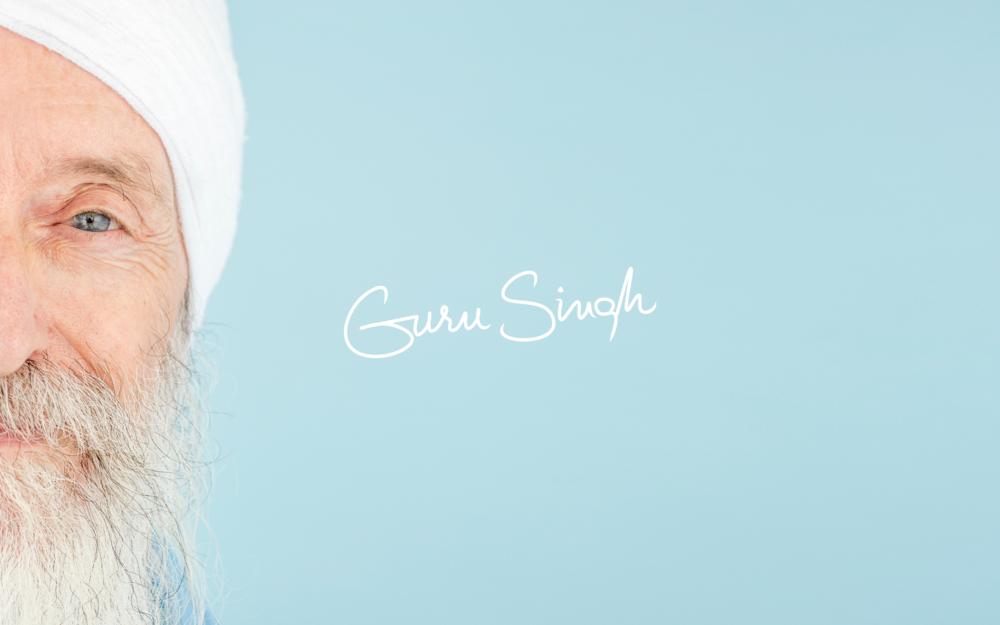 Guru Singh Logo | Trout + Taylor www.troutandtaylor.com