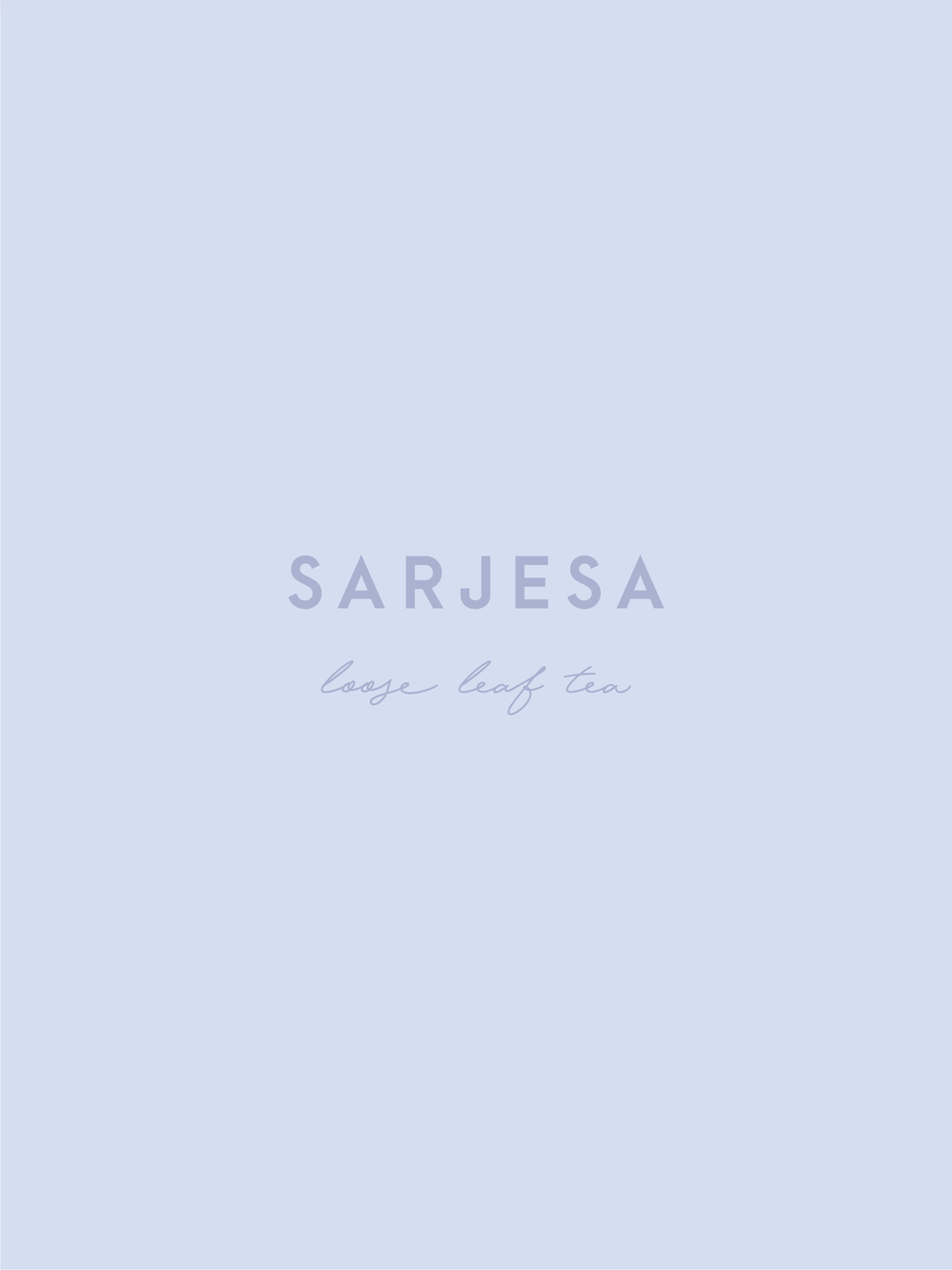 Sarjesa Logo | Trout + Taylor www.troutandtaylor.com