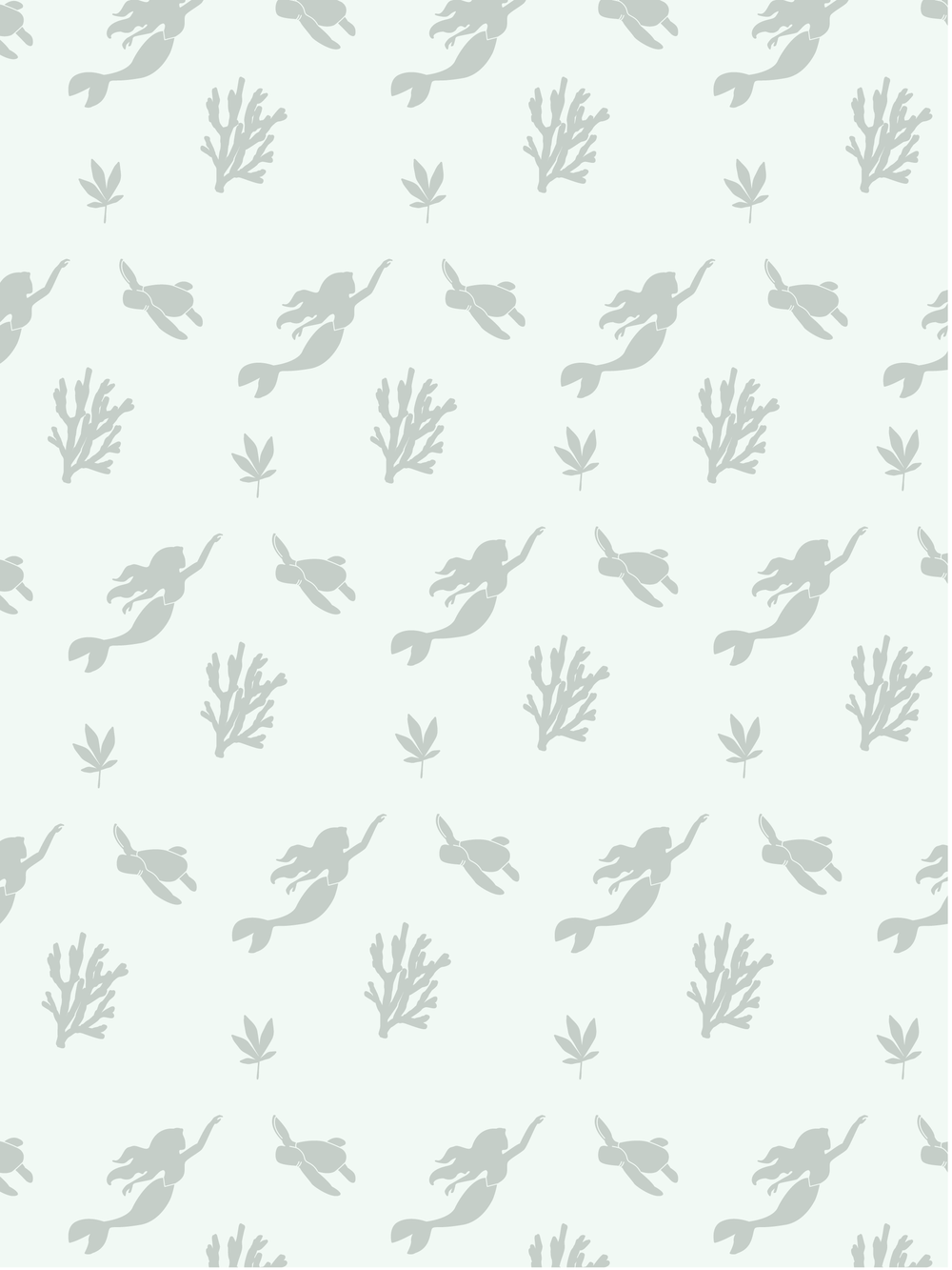 Seaweed Pattern | Trout + Taylor www.troutandtaylor.com