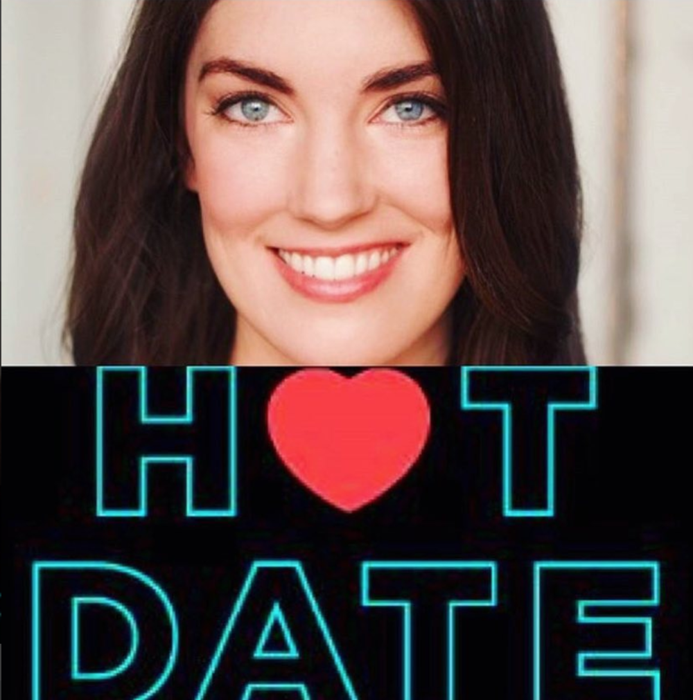 Clare was recently featured on two episodes of the new  Pop TV comedy series  HOT DATE.