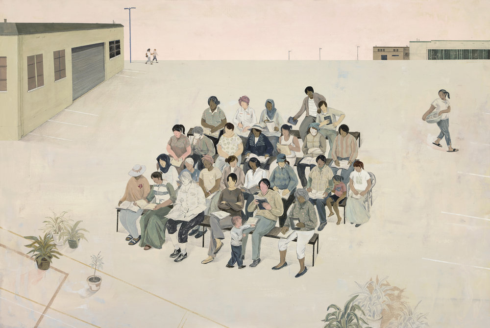 """An Education"" by Sally Deng. (Image courtesy of artist)"