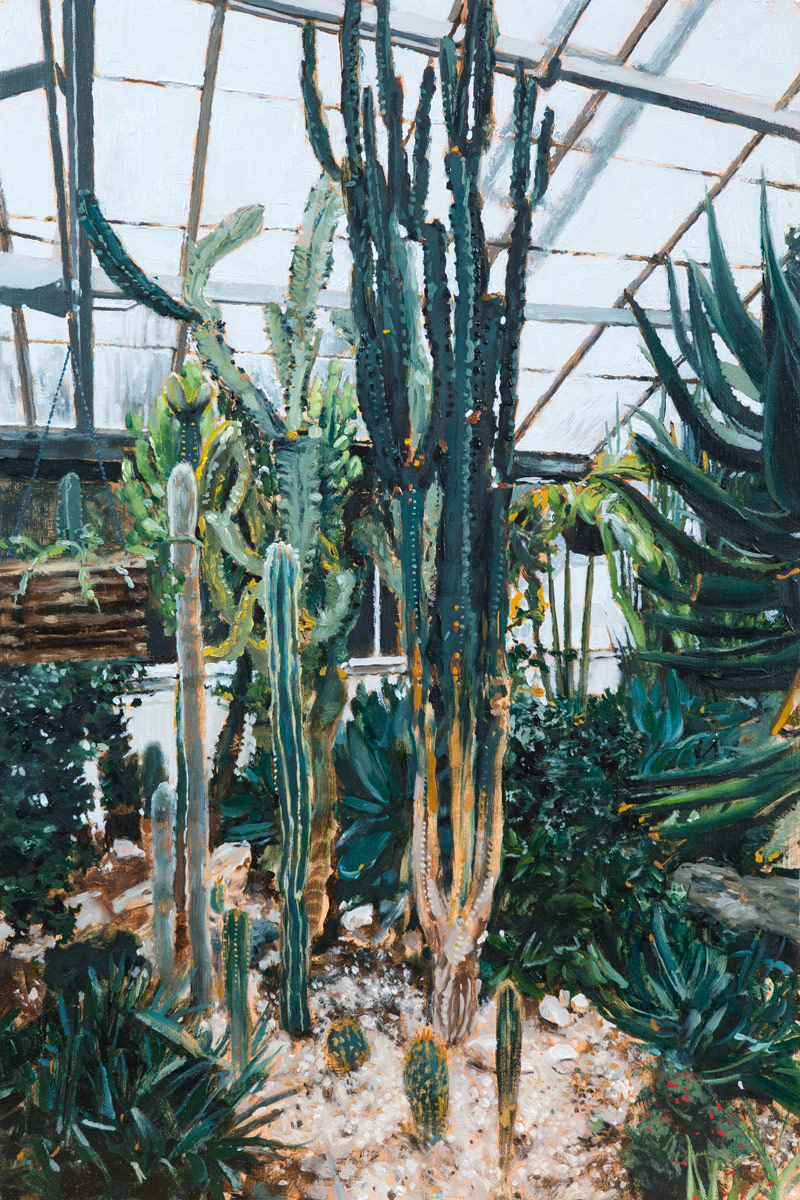 """Allan Gardens"" by James Chia Han Lee (Image courtesy of artist)"