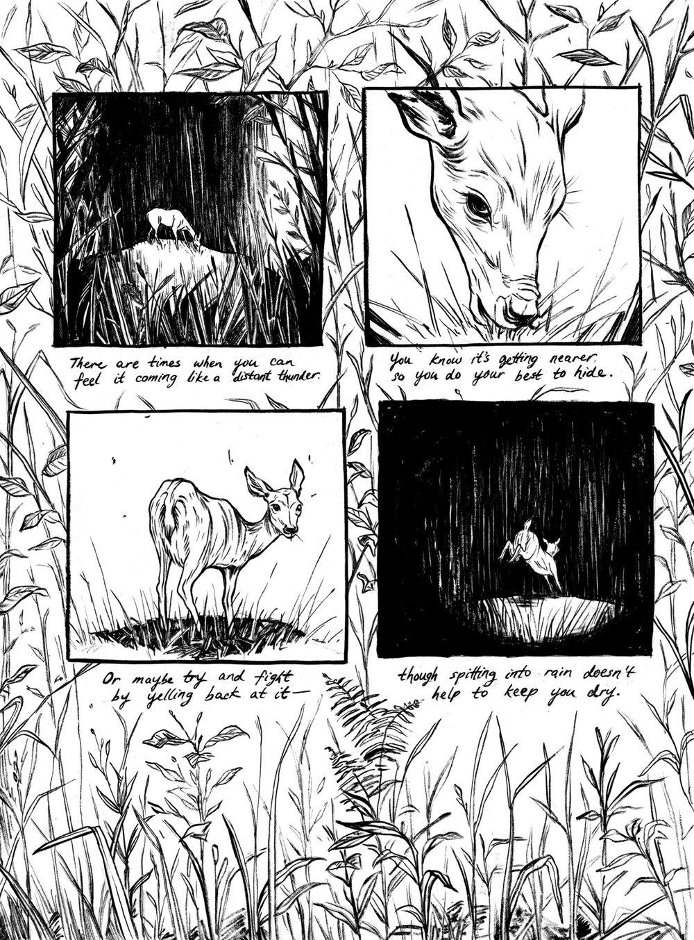 """""""Inner Tempest"""" Image courtesy of artist."""