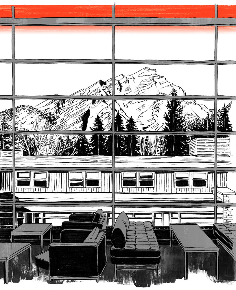 Banff Centre by Julia Kuo