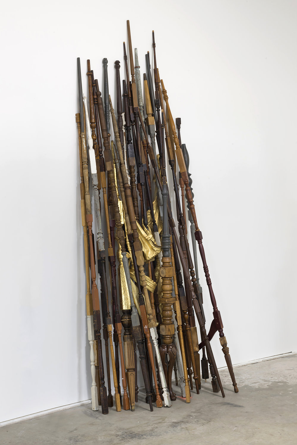 """Spears"" by Wen Liu. Image courtesy of artist."