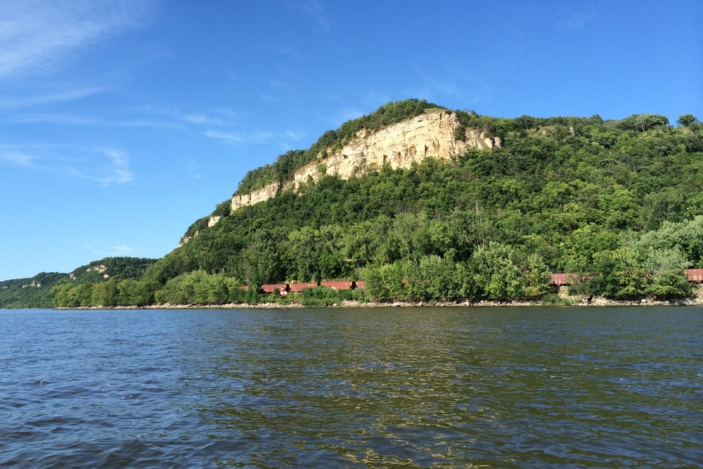 maiden rock bluff