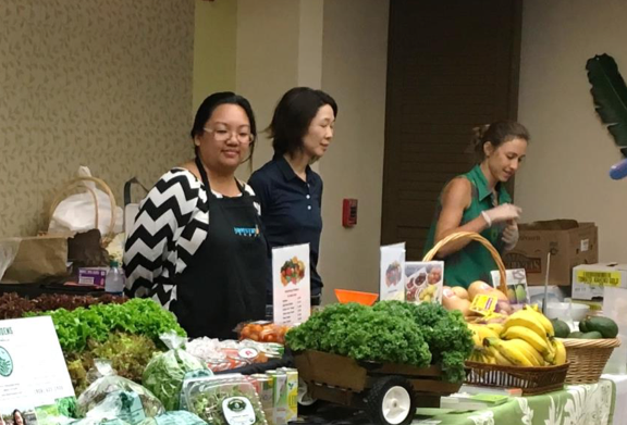 Straub Hawai'i Farmers' Market - March 2017