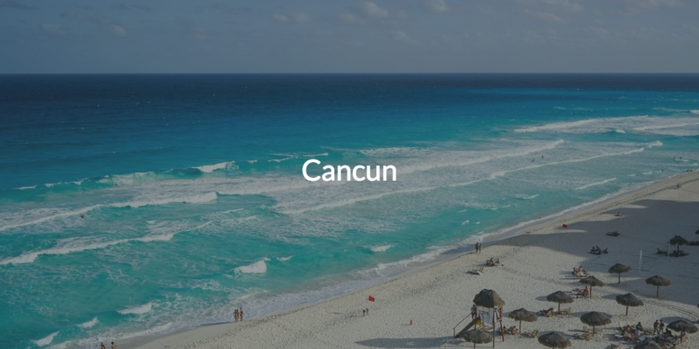 Cancun hotel day pass
