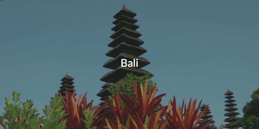 Bali hotel day pass