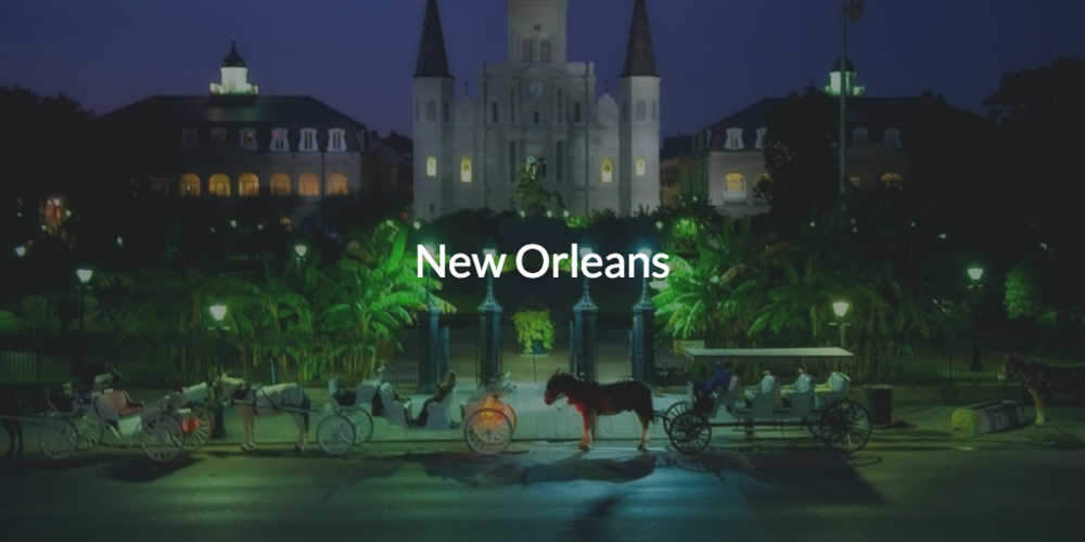 New Orleans hotel day pass