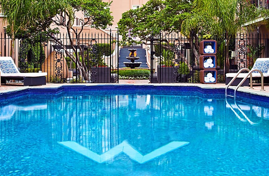 Five New Orleans Hotel Pools Open To The Public With Day Pass Daypass Hotel Day Pass Reservation