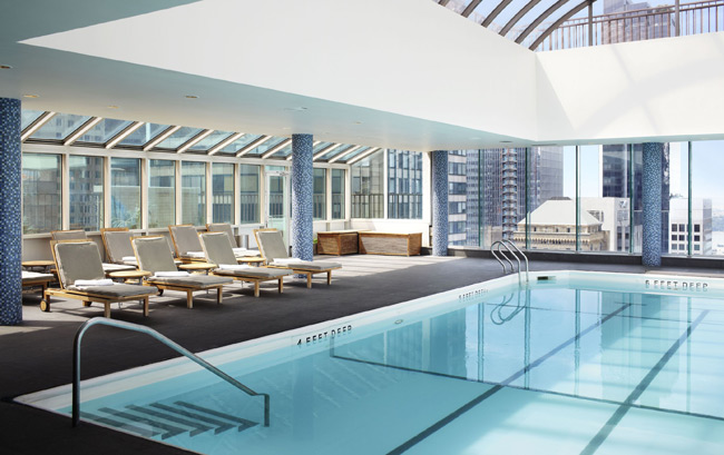 Top 8 Hotel Pools Day Passes In NYC