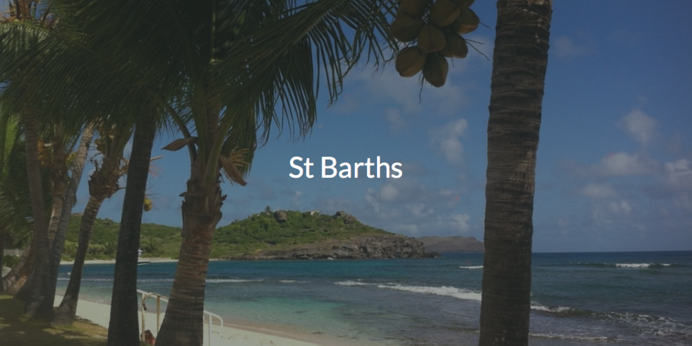 Saint Barthelemy hotel day pass
