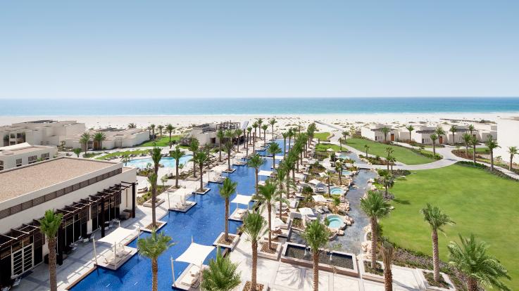 The Best hotel & Beach Club pool day passes in Abu Dhabi