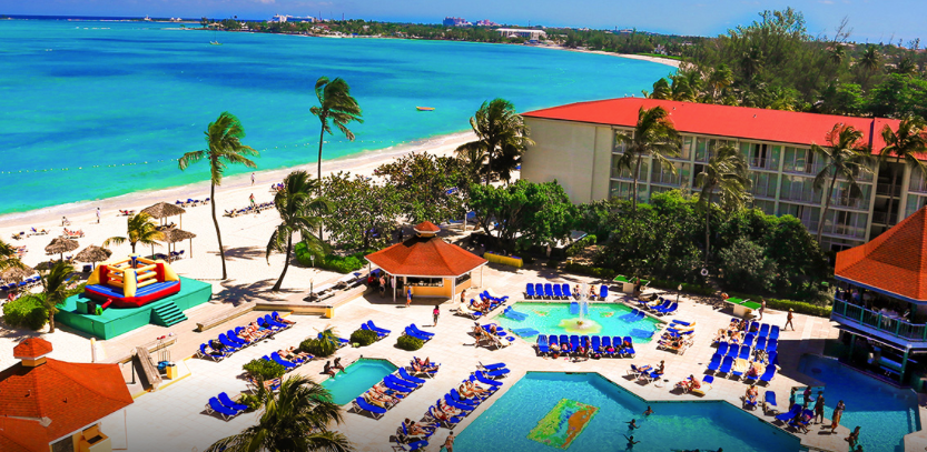 Breezes Superclub Nassau - Pool & Beach area