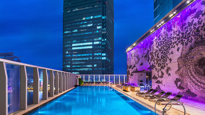 The W Hotel Kowloon