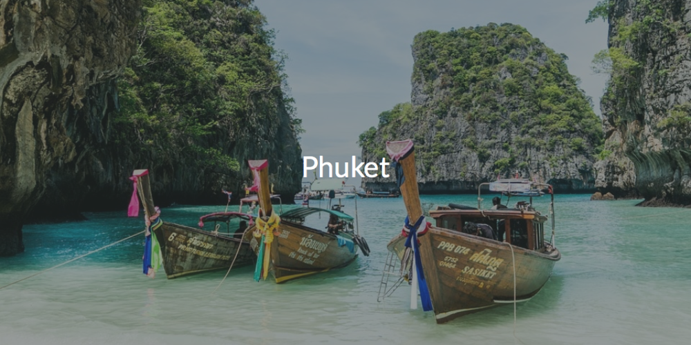 Hotel & Resorts day pass in Phuket, Thailand