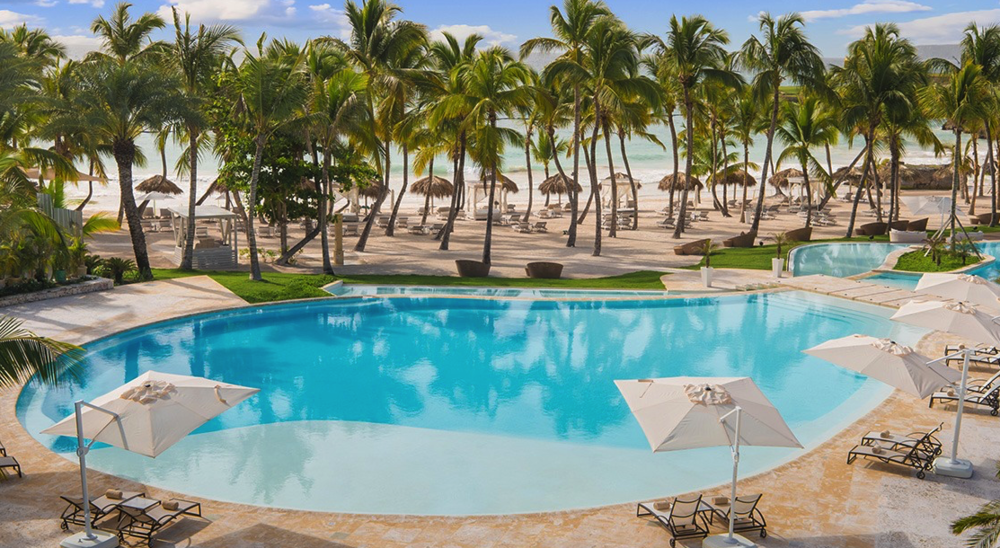 Pool at Eden Roc Cap Cana