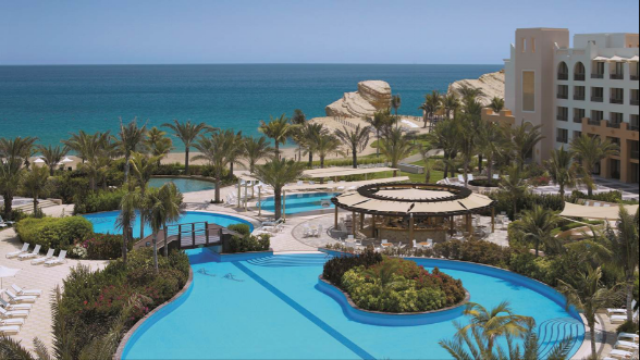 Best Hotel Day Pass Experiences With Pool Beach In Muscat Oman Daypass Hotel Day Pass Reservation