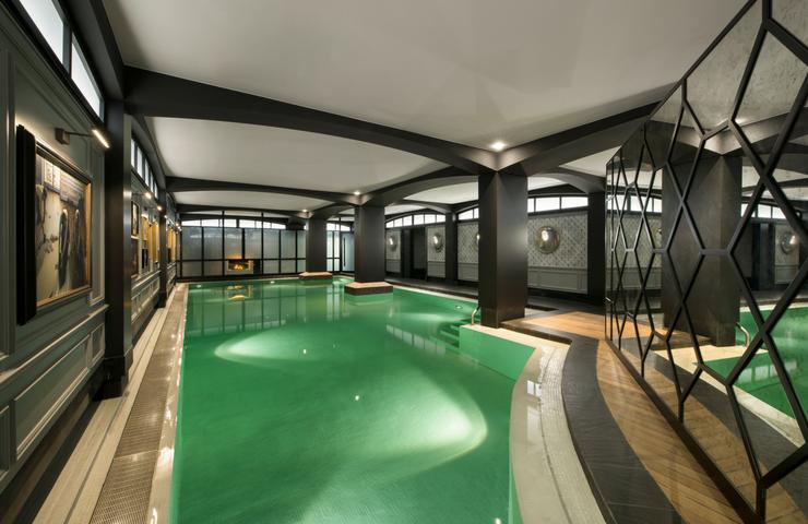 Fouquet's Spa Diane Barriere Paris