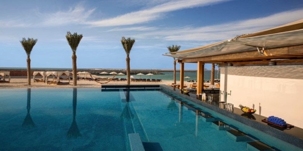 DoubleTree Dubai Day Pass Pool