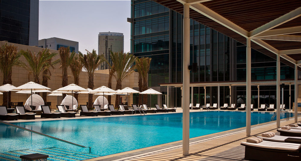 Guide To The Best Hotel Beaches Amp Pools In Doha Qatar