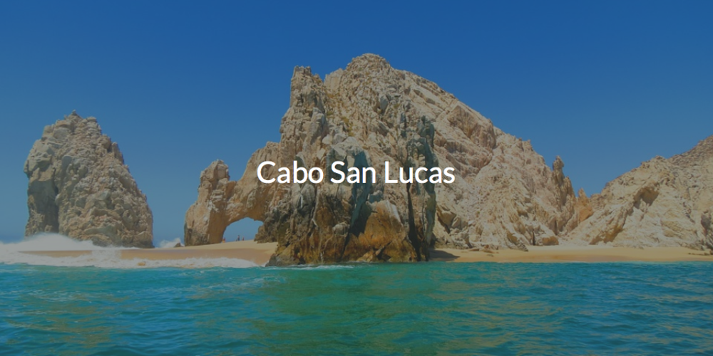 Hotel & Resort Day Pass in Cabo San Lucas