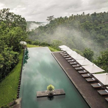 Alila Ubud Pool Day Pass