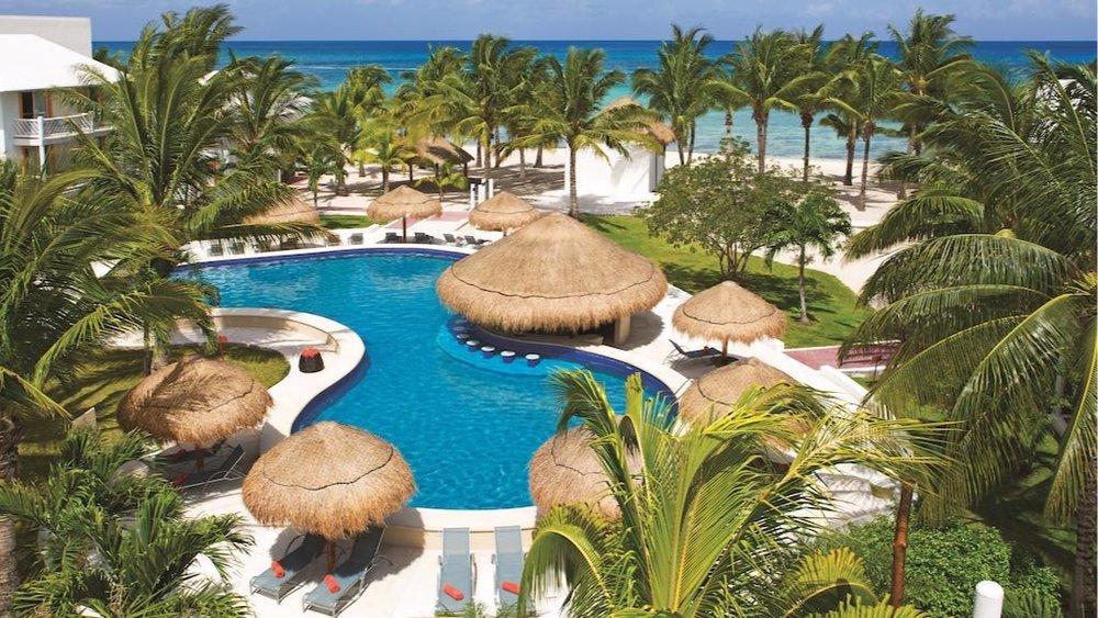 Secrets Aura Cozumel Resort Day Pass