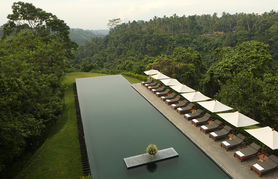 Best hotel & resorts pool day pass options in Bali