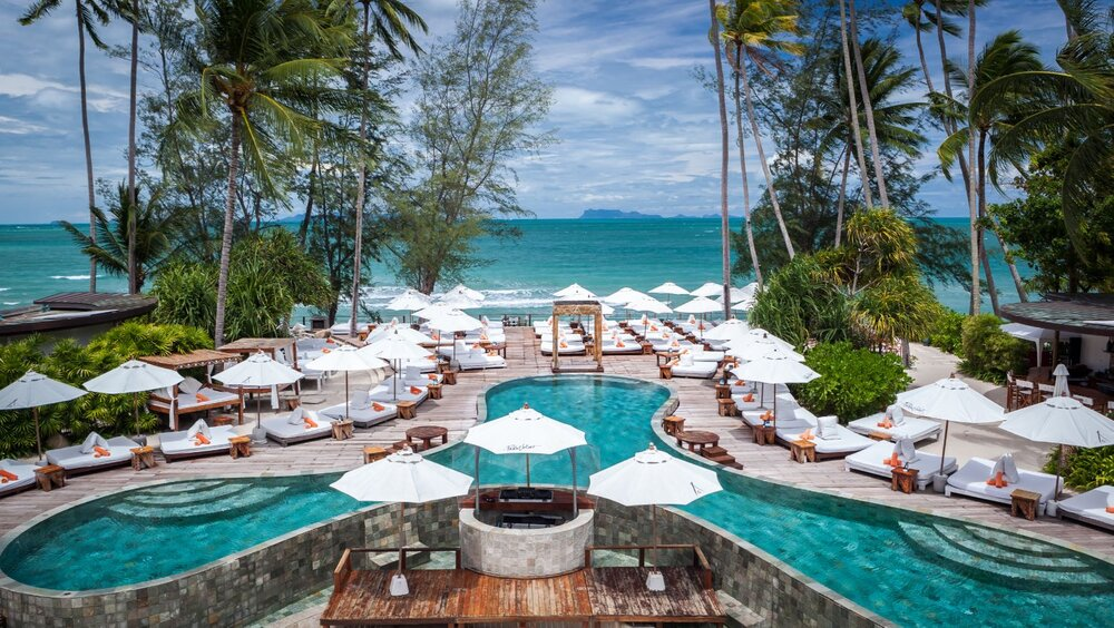 Pools & Cabanas   Take a dip in five star pools   Learn More   Reserve