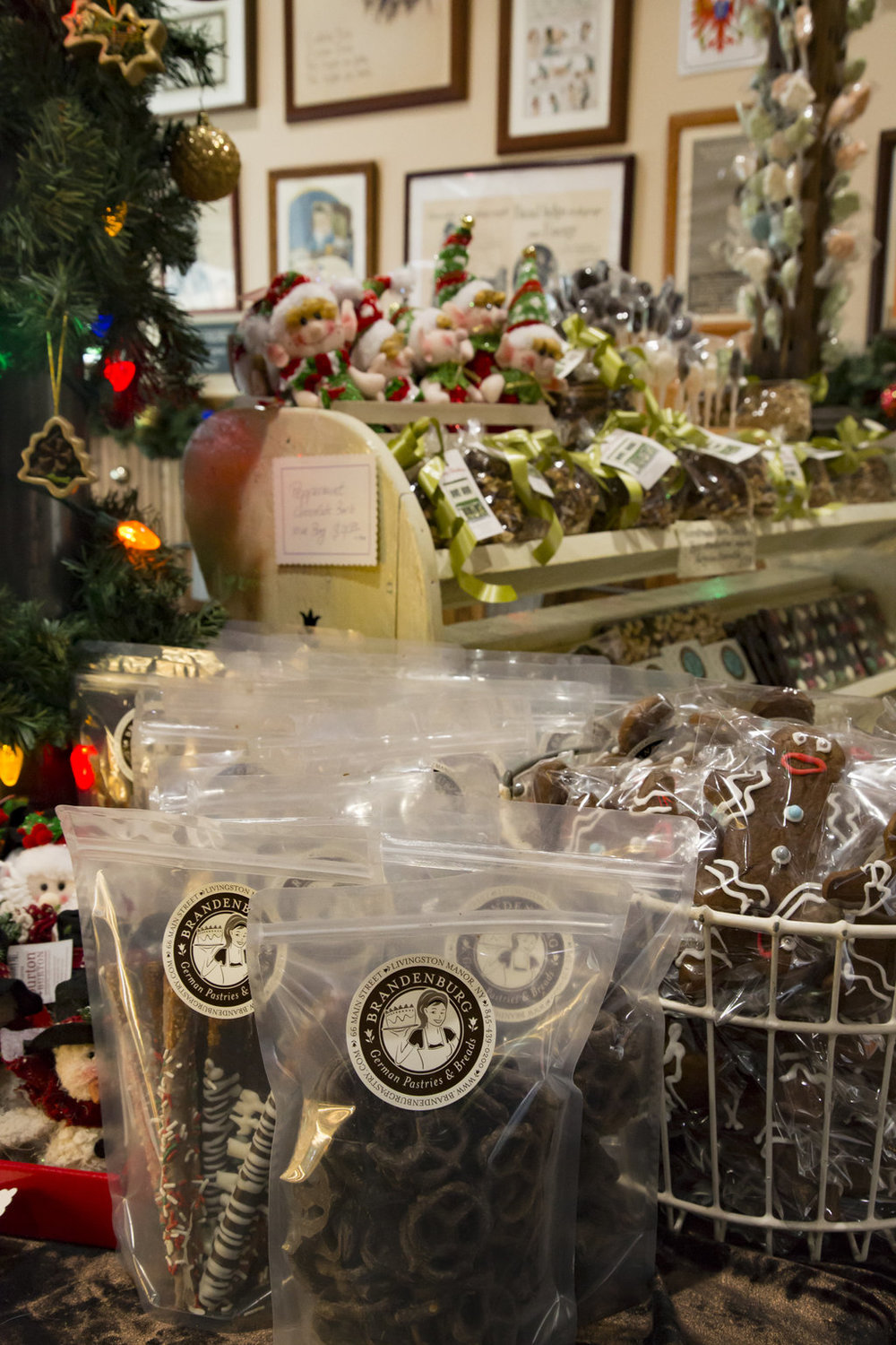 A full array of holiday goodies! Need gifts this holiday season?