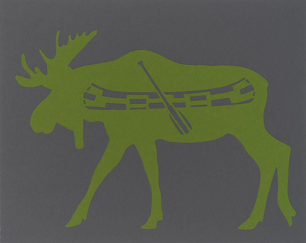 Paddle Moose