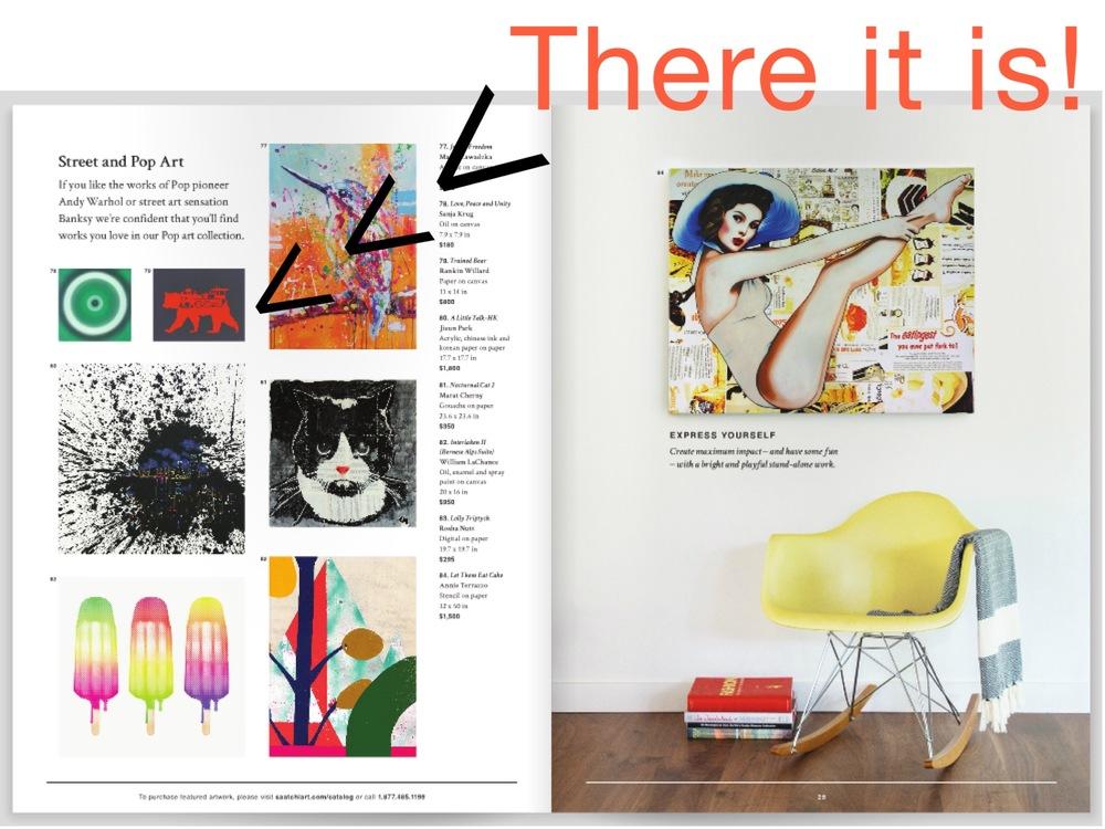 Saatchi Art Catalog - Spring 2016