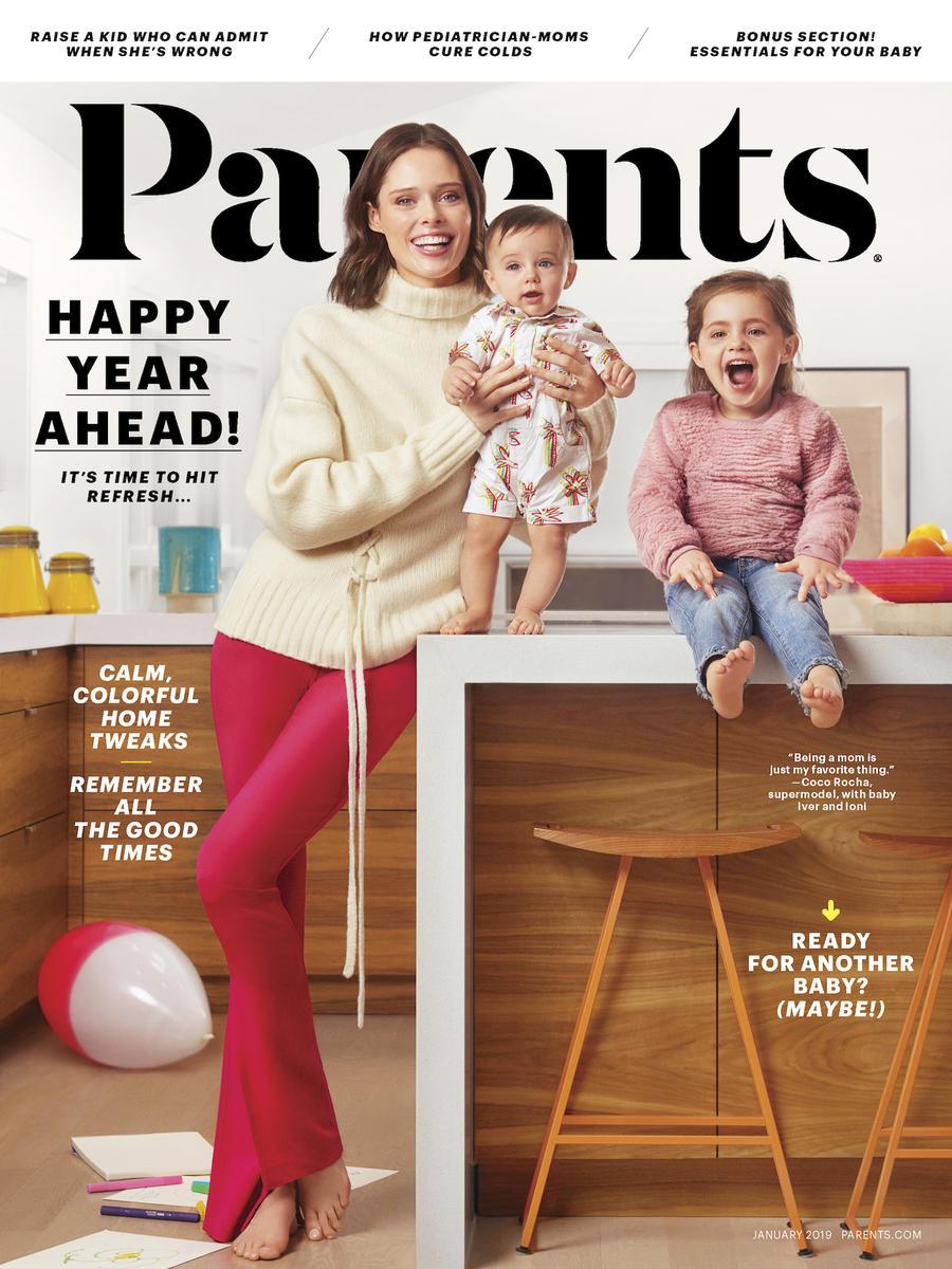 Parents Magazine - Jan. 2019