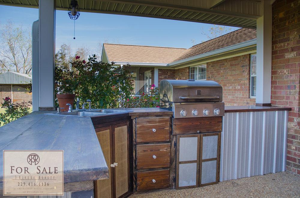 Outdoor Kitchen -