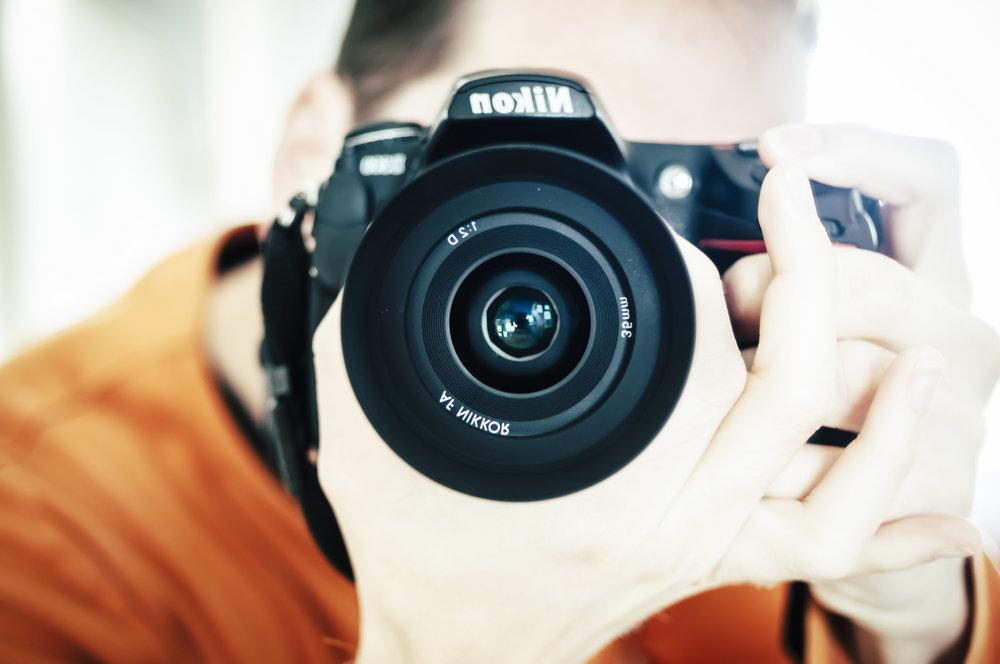 Fotógrafo-profesional