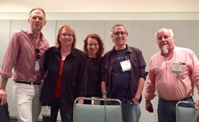 Michael Graves, Cheryl Pawelski, Jessica Thompson, Steve Rosenthal, Jamie Howarth