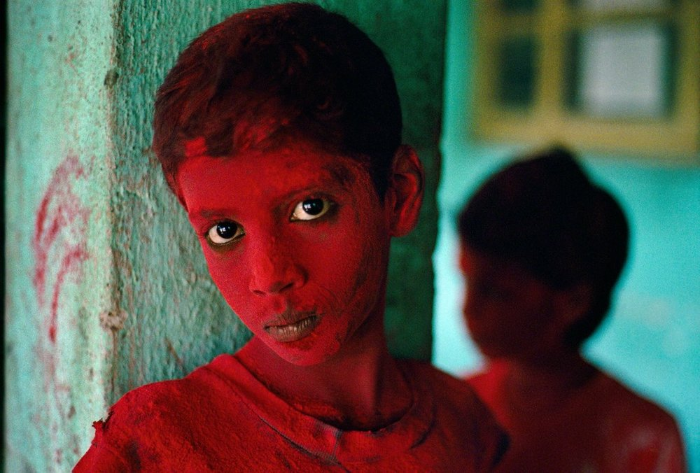 Photography by Steve McCurry