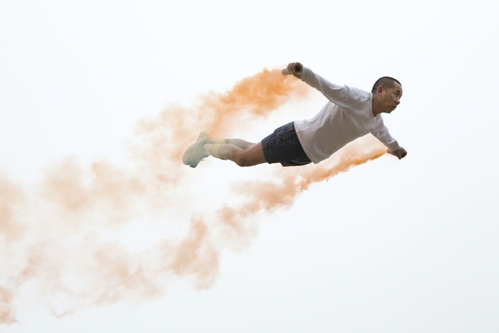 Photography by Li Wei