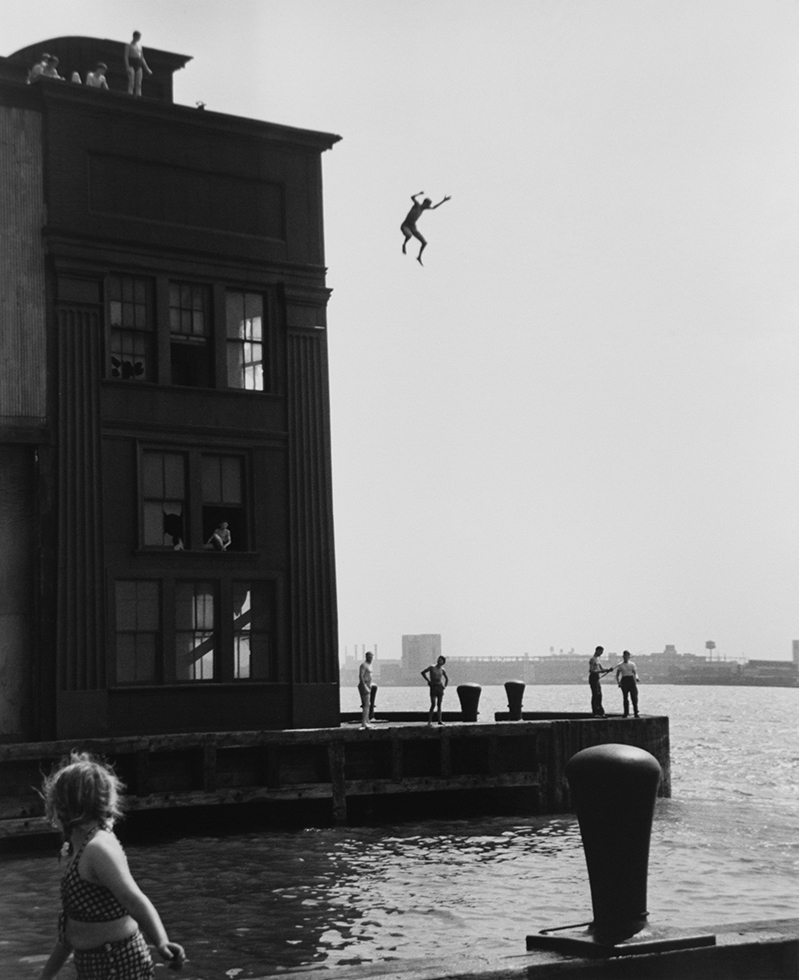 Photography y Ruth Orkin