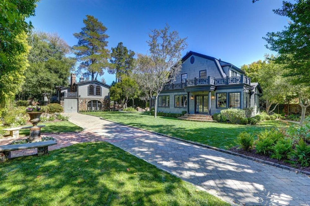 Our Favorite Homes on the Market This Week: 10.31.16 // 65 Poplar Avenue, Ross California