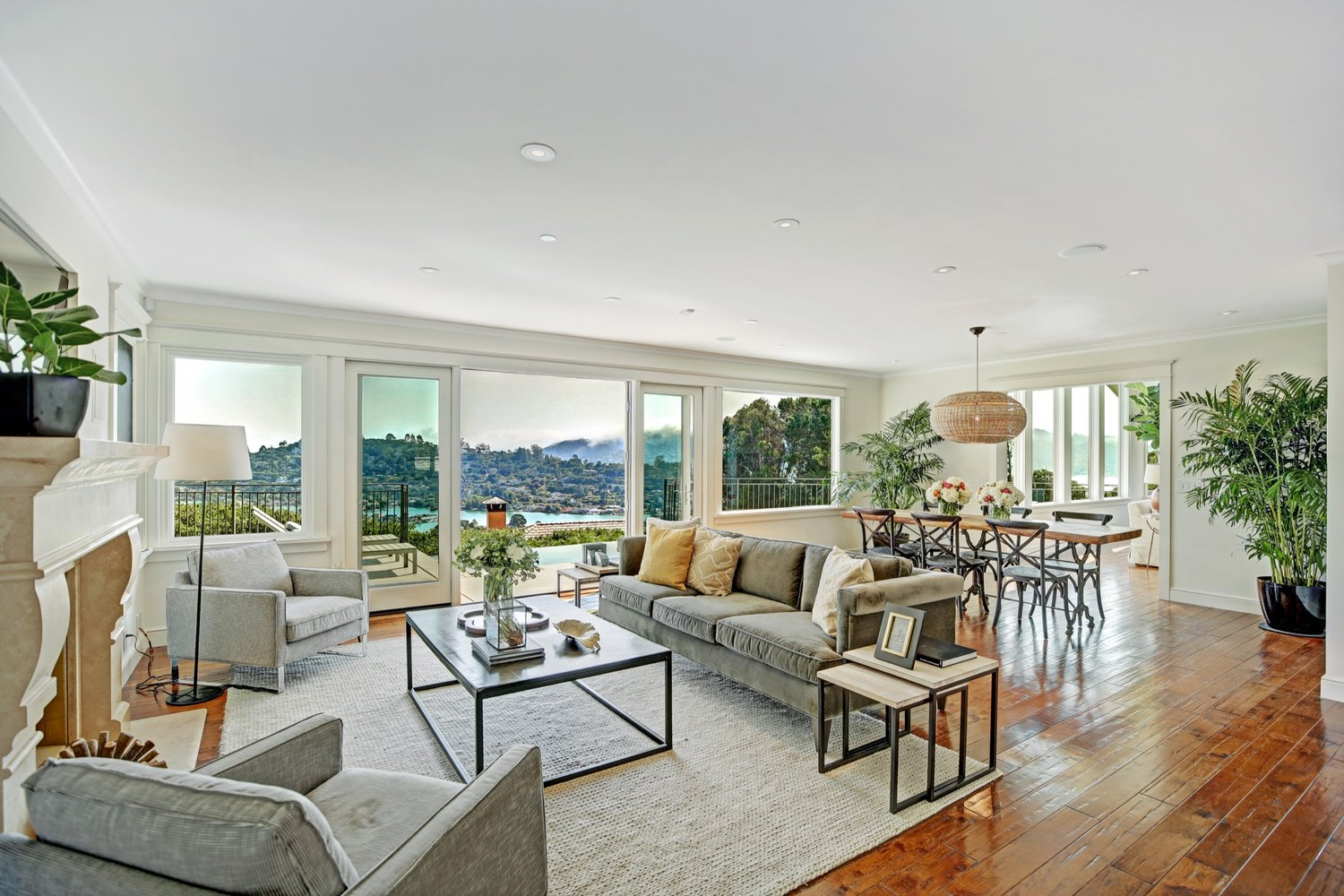 35 Rolling Hills Road, Tiburon | Listed by Barr Haney + Whitney ...
