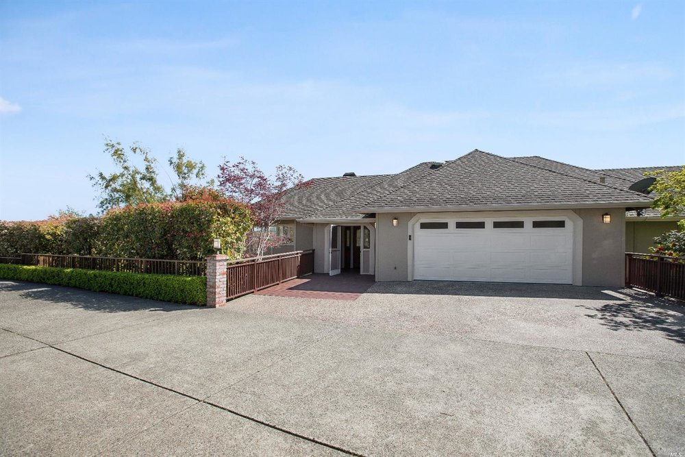167 Indian Hills Drive, Novato   4 Beds - 4 Total Baths - 3,318 sqft   Sale price: $1,338,888