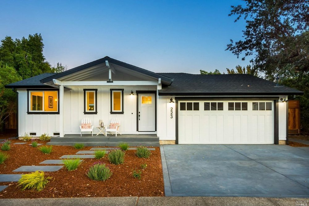 223 Orris Terrace, San Rafael - 4 Beds / 2 Total Baths/ 1,785 sqftSale price:$1,302,777