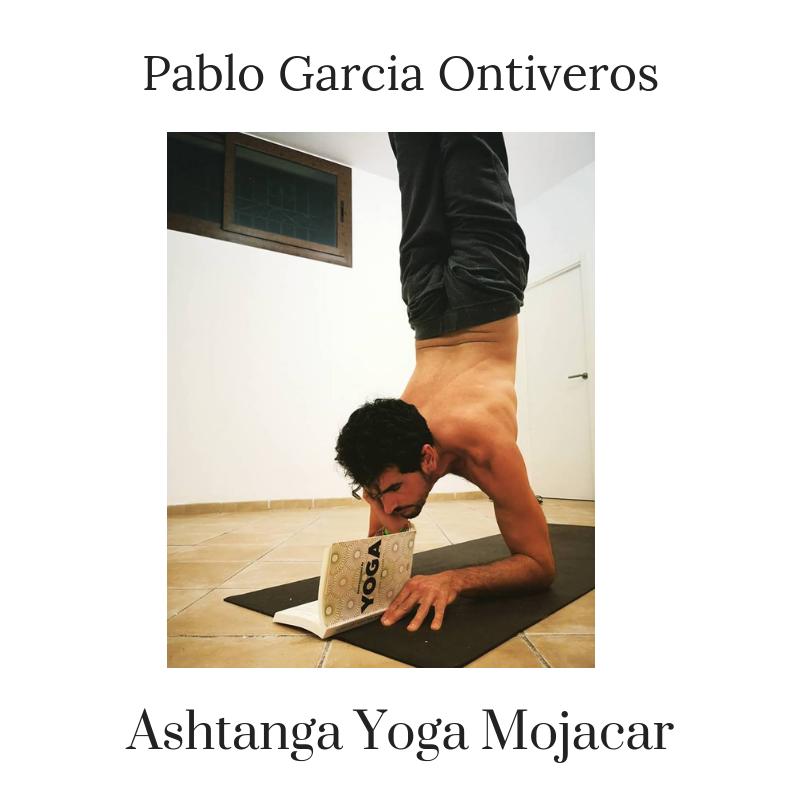 @YogaMojácar Ashtanga
