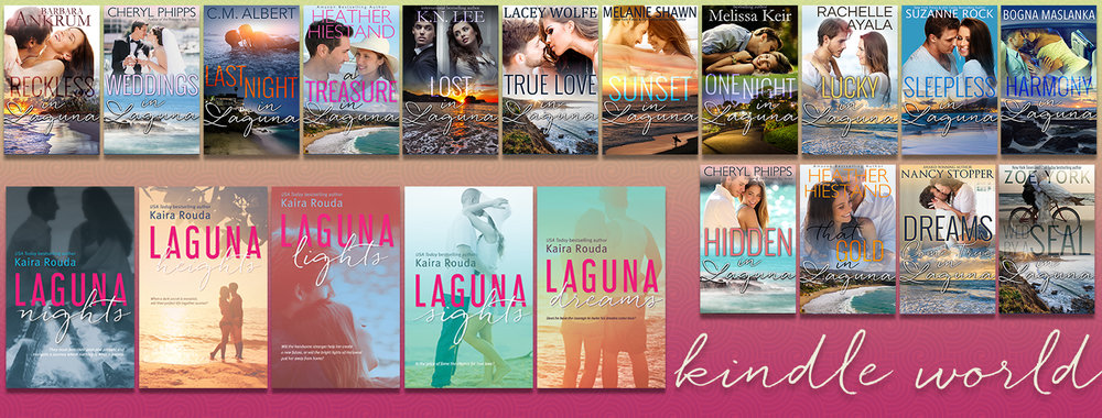 The Lovely Laguna Beach Kindle World!