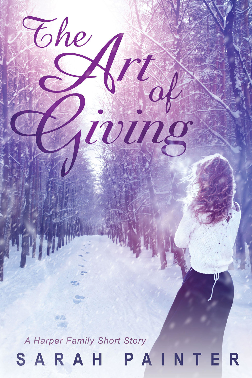 The Art of Giving - Sarah Painter    This short story introduces Iris Harper, the original Harper Family witch, and sets up the bestselling series which includes The Garden of Magic and The Language of Spells.