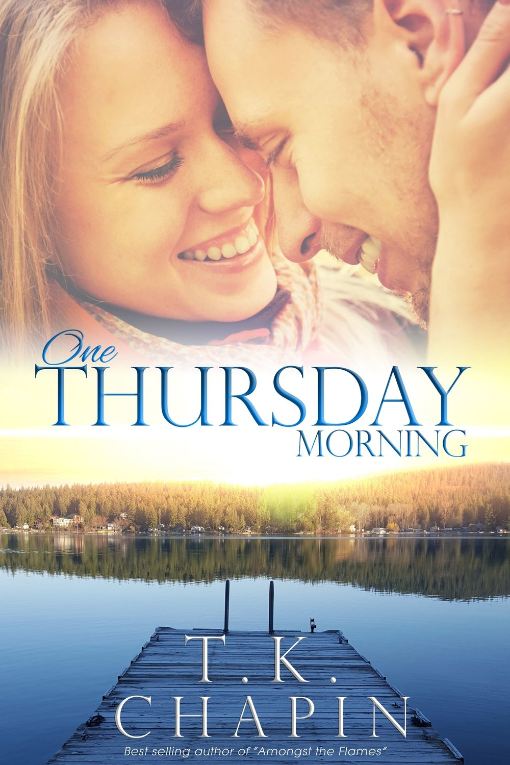 One Thursday Morning - T.K. Chapin    Running not only for her own life, but that of her unborn baby, Serenah moves across the country in the hopes of starting over.